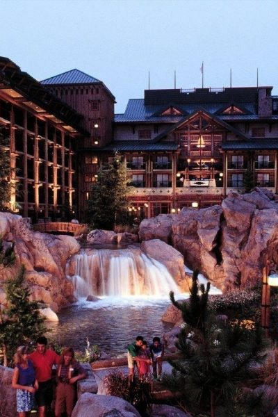 Disney's Wilderness Lodge & my delicious Signature Recipes fit for the Lodge!